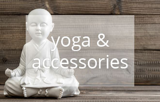 yoga and accessories