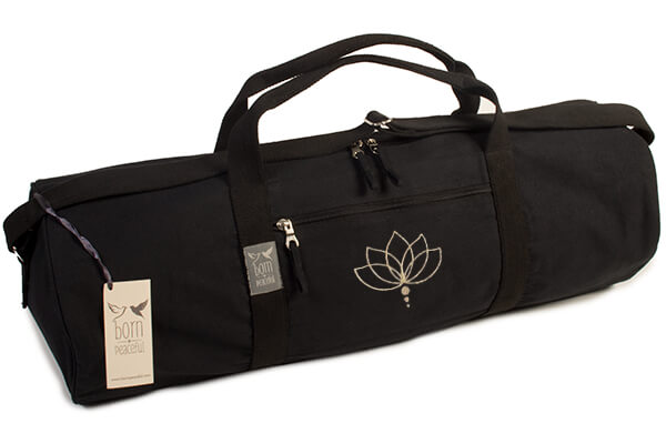 lotus yoga mat bag #2