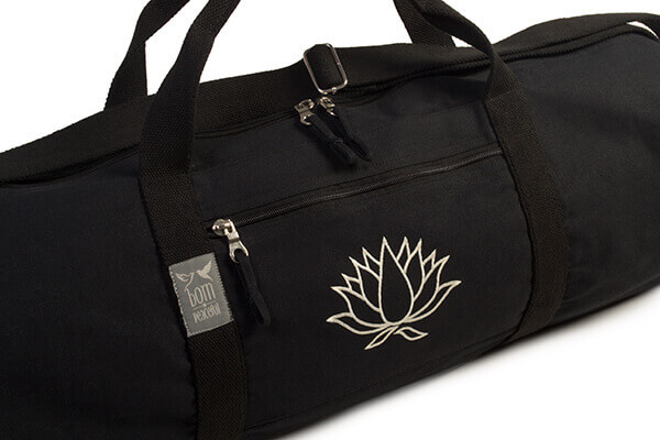 lotus yoga mat bag #3